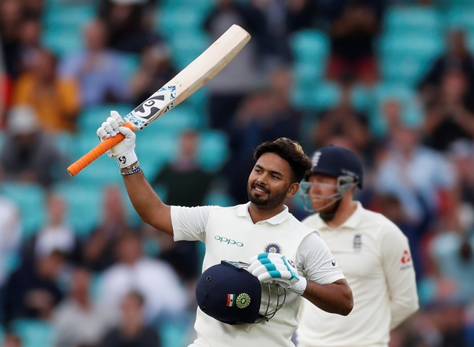 England v India fifth Test