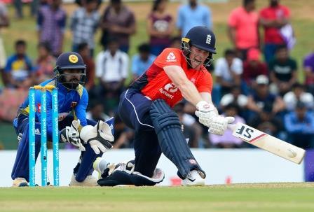 Sri Lanka vs England - Second ODI at Dambulla
