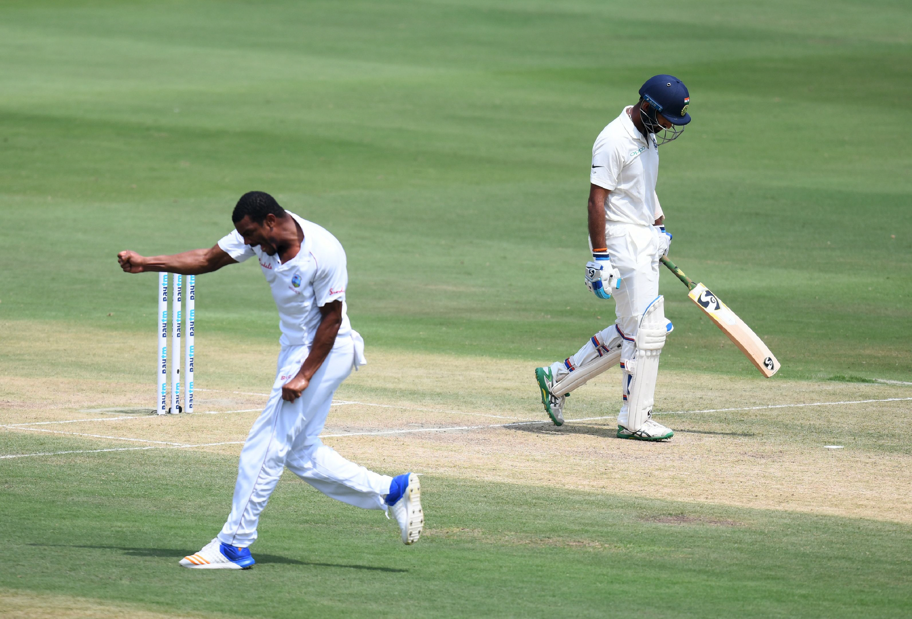 India vs West Indies - Second Test match at Hyderabad