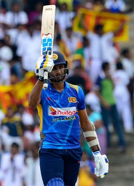 Sri Lanka vs England - 4th ODI in Kandy