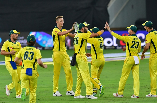 Pakistan vs Australia - Second T20I in Dubai
