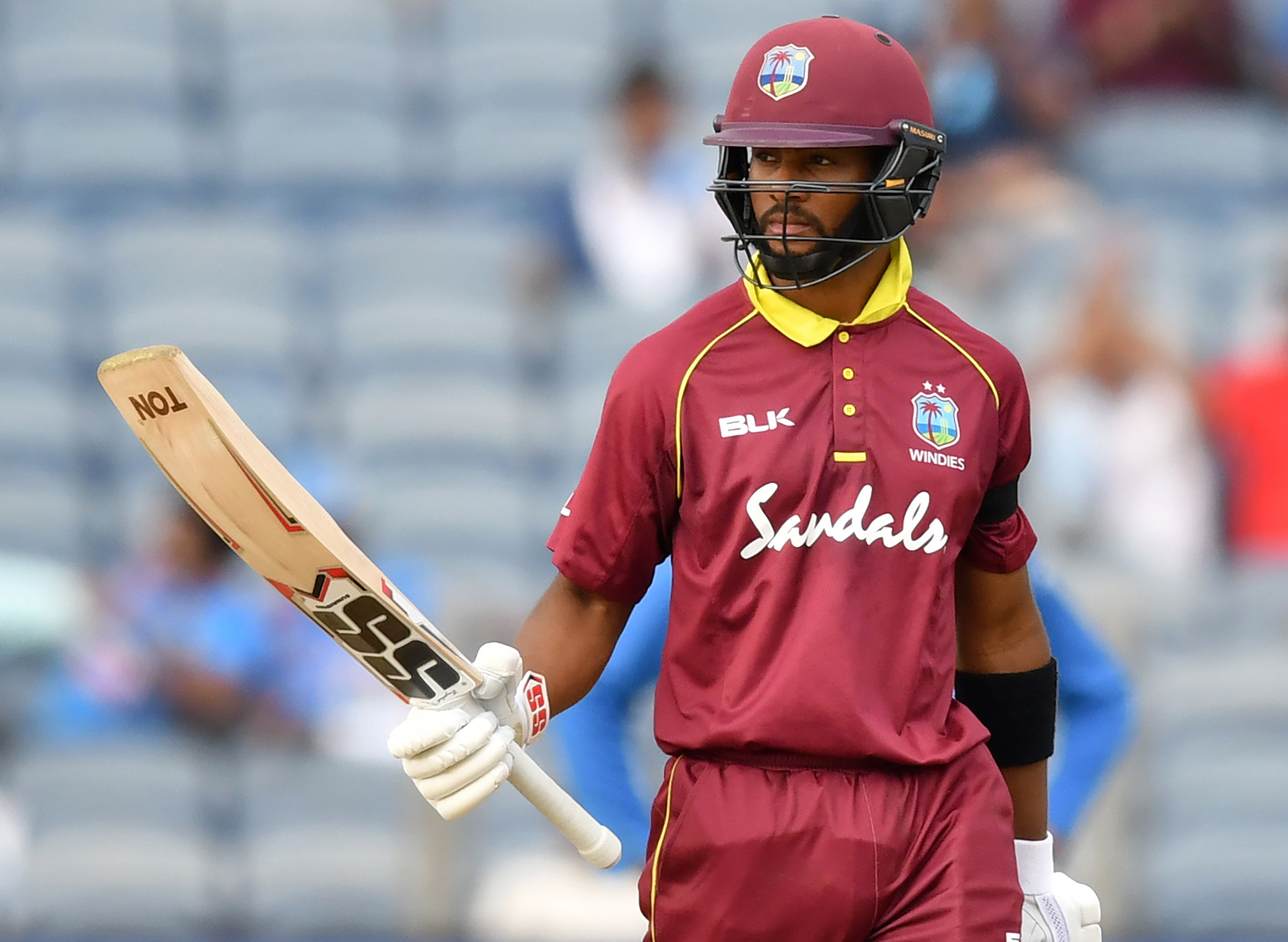 India vs West Indies - Third ODI in Pune