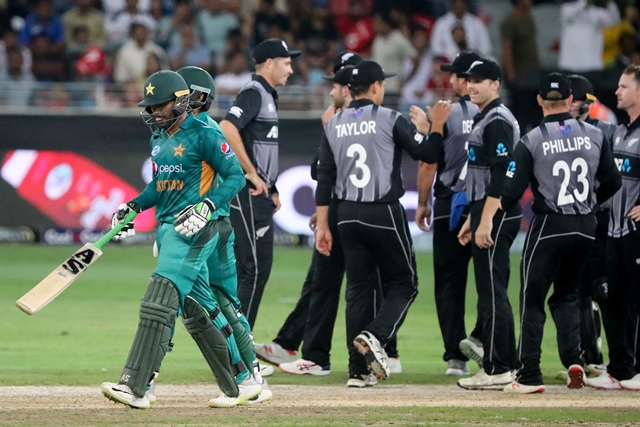 Pakistan vs New Zealand - Second T20I in Dubai