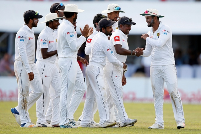Sri Lanka vs England - First Test in Galle