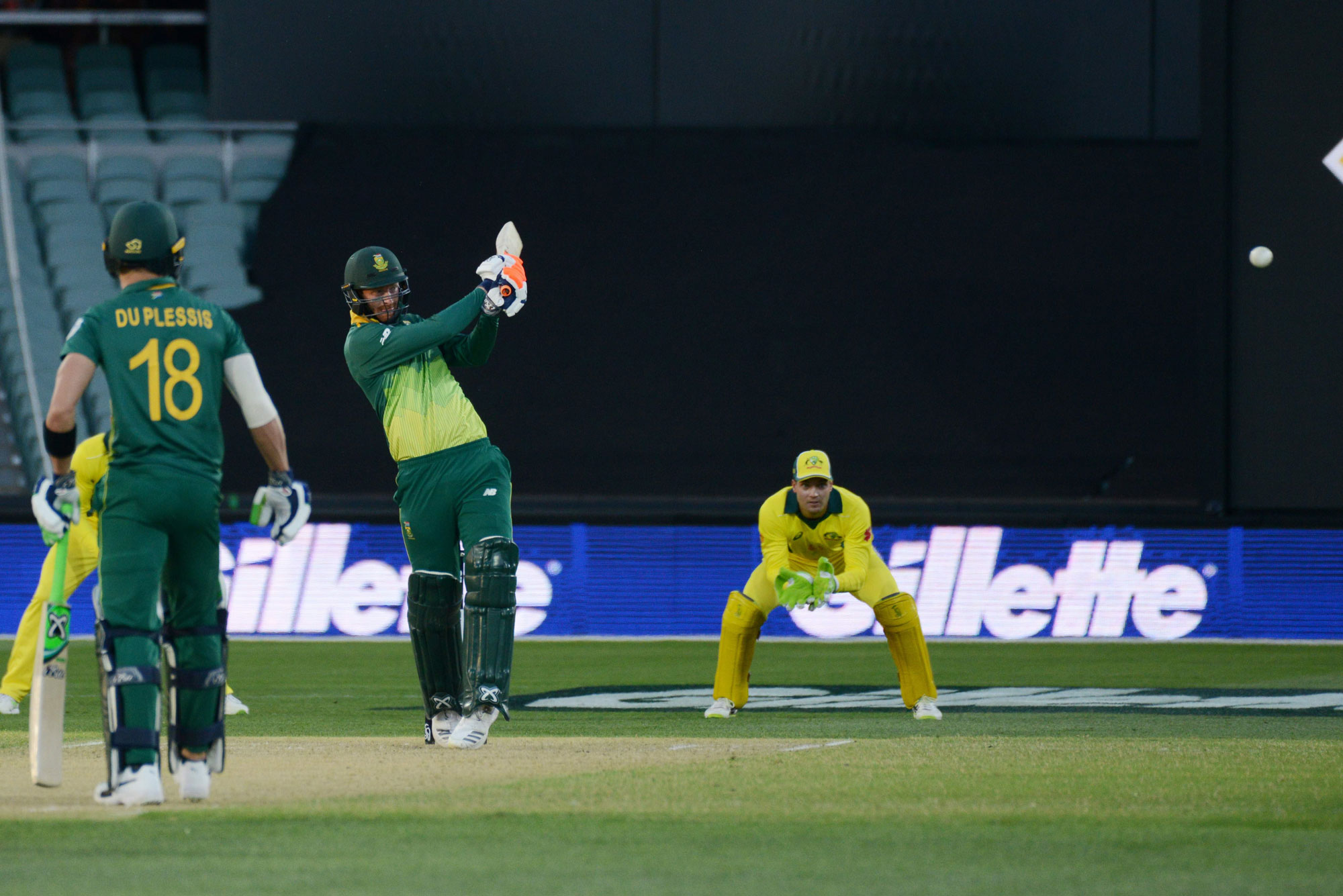 Australia vs South Africa - Second ODI in Adelaide