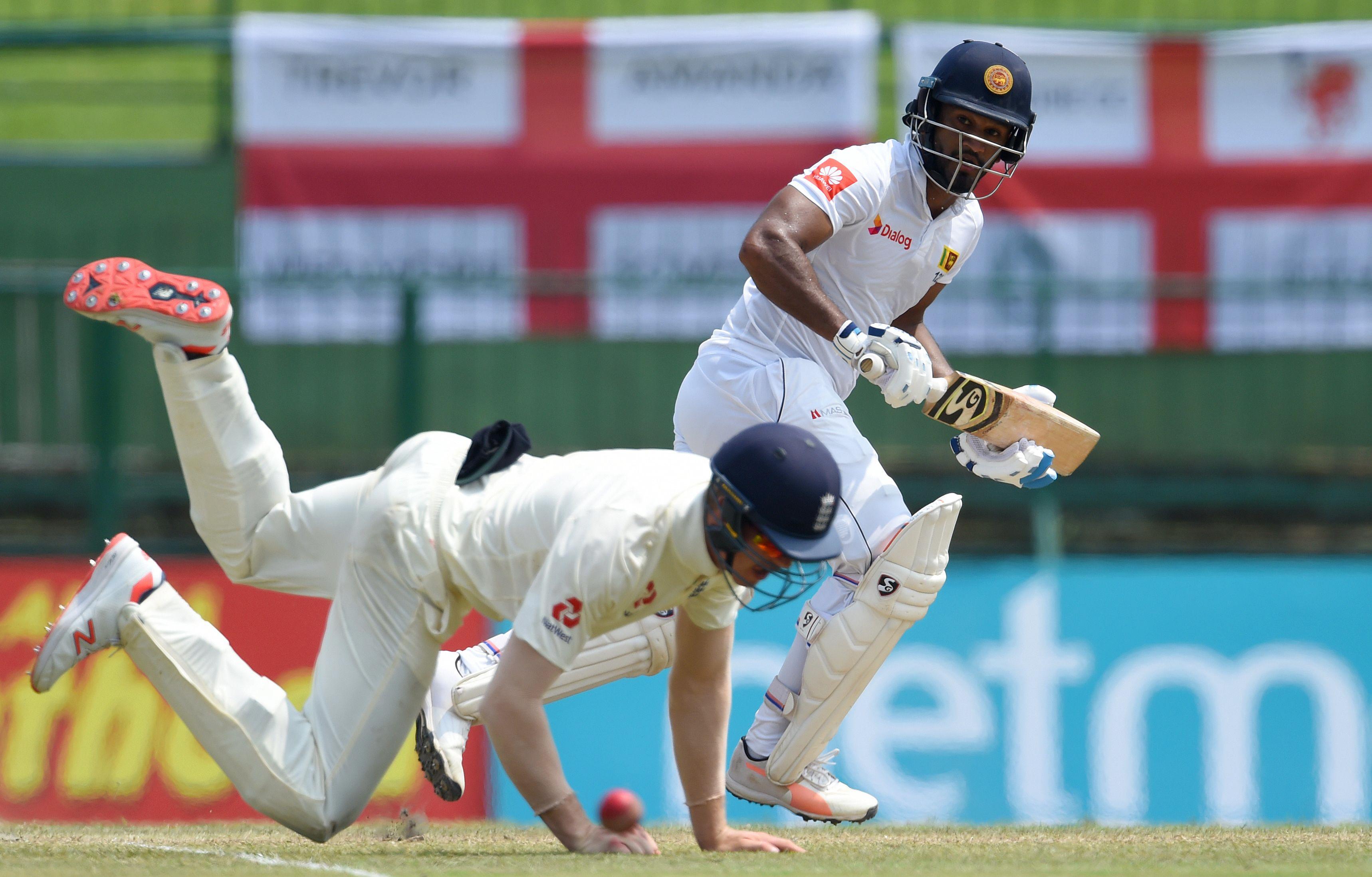 England vs Sri Lanka 2nd Test at Kandy