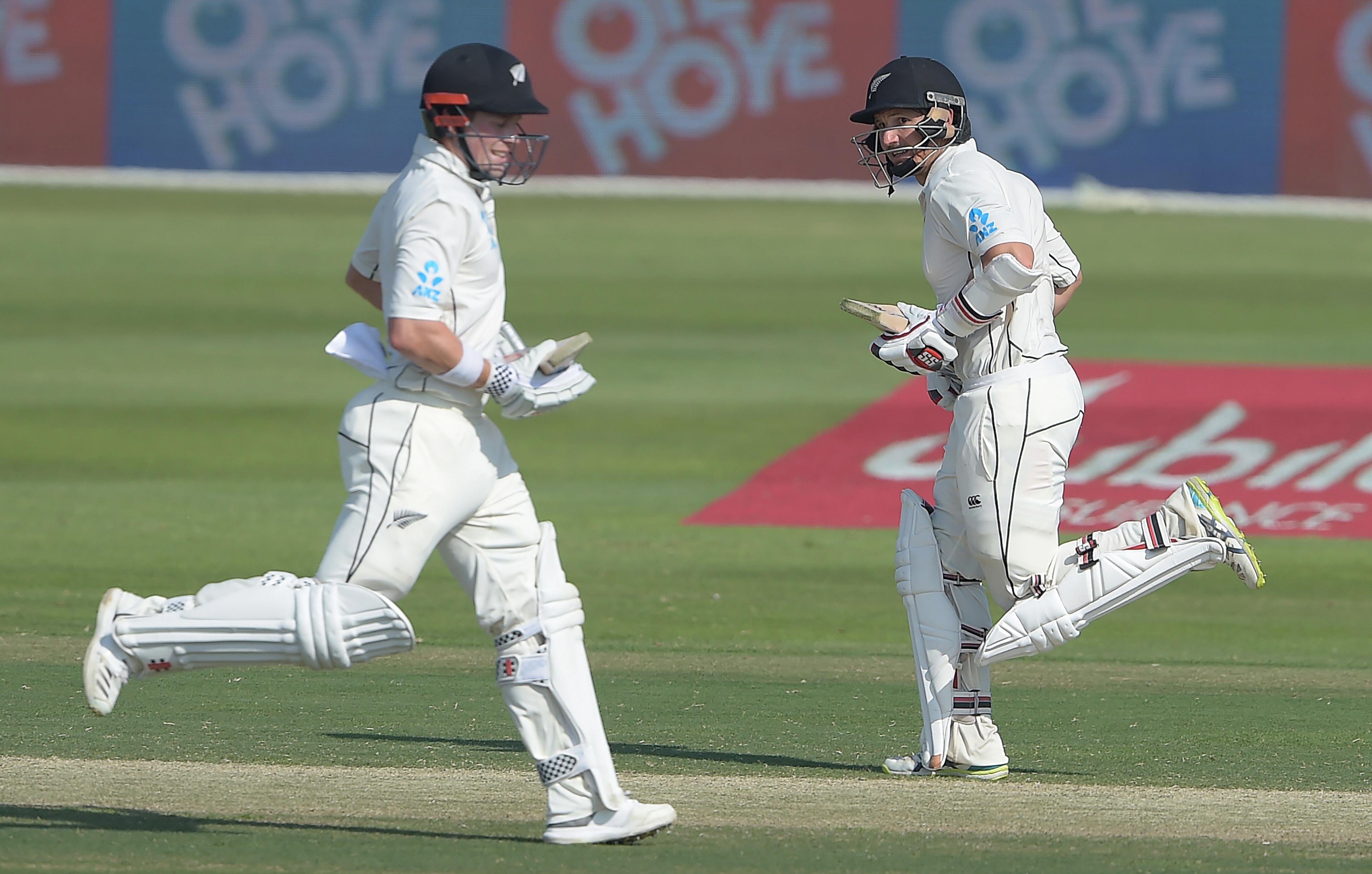 Pakistan vs New Zealand - First Test in Abu Dhabi
