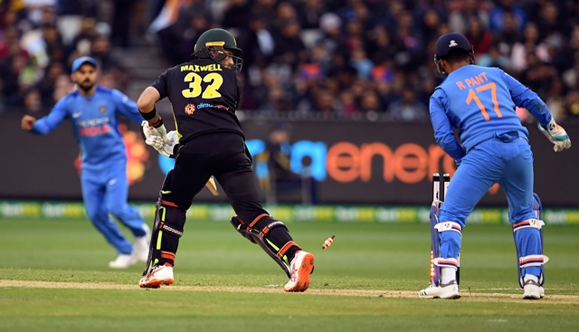 Australia vs India - Second T20I in Melbourne