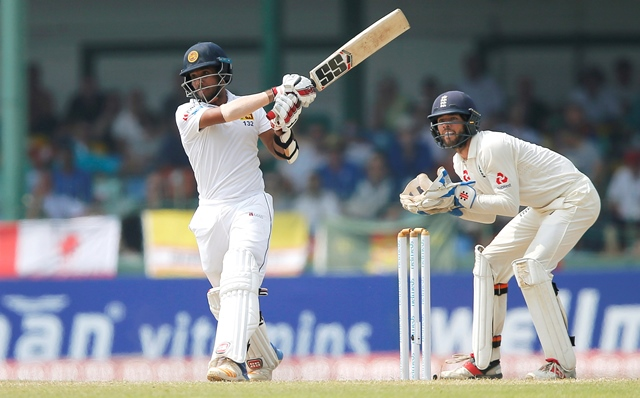 Sri Lanka vs England - Third Test