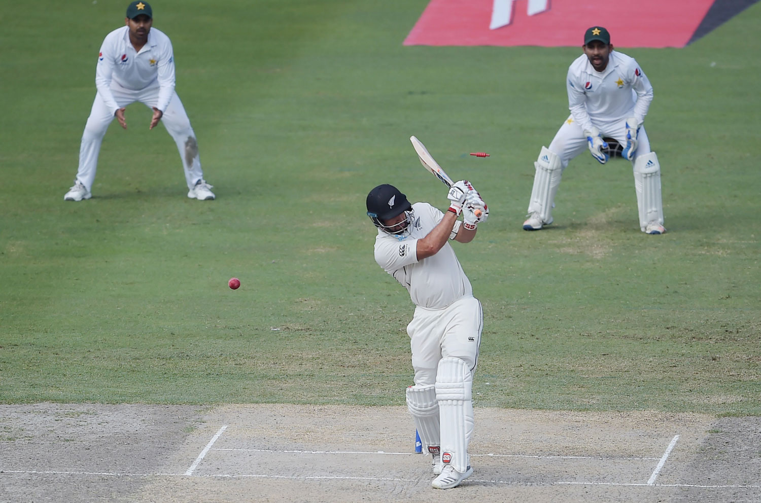Pakistan vs New Zealand - Second Test
