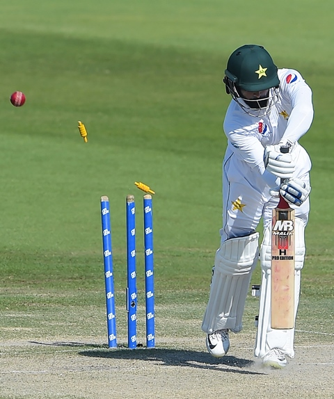 Pakistan vs New Zealand - Third Test in Abu Dhabi
