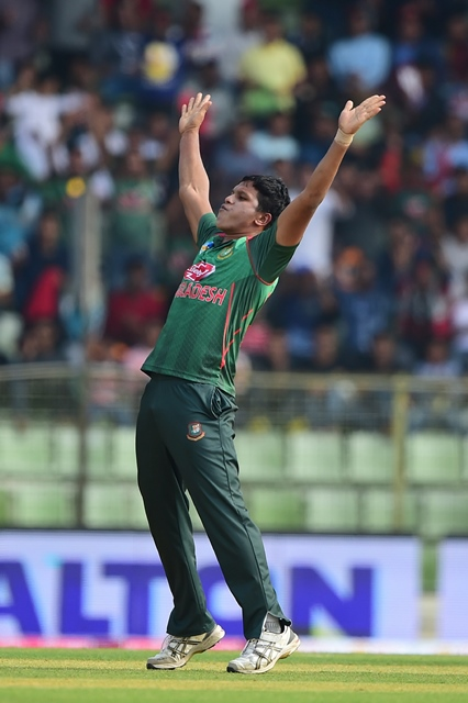 Bangladesh vs West Indies - Third ODI in Sylhet