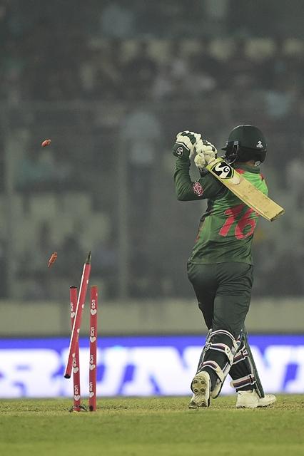 Bangladesh vs West Indies - First ODI in Dhaka