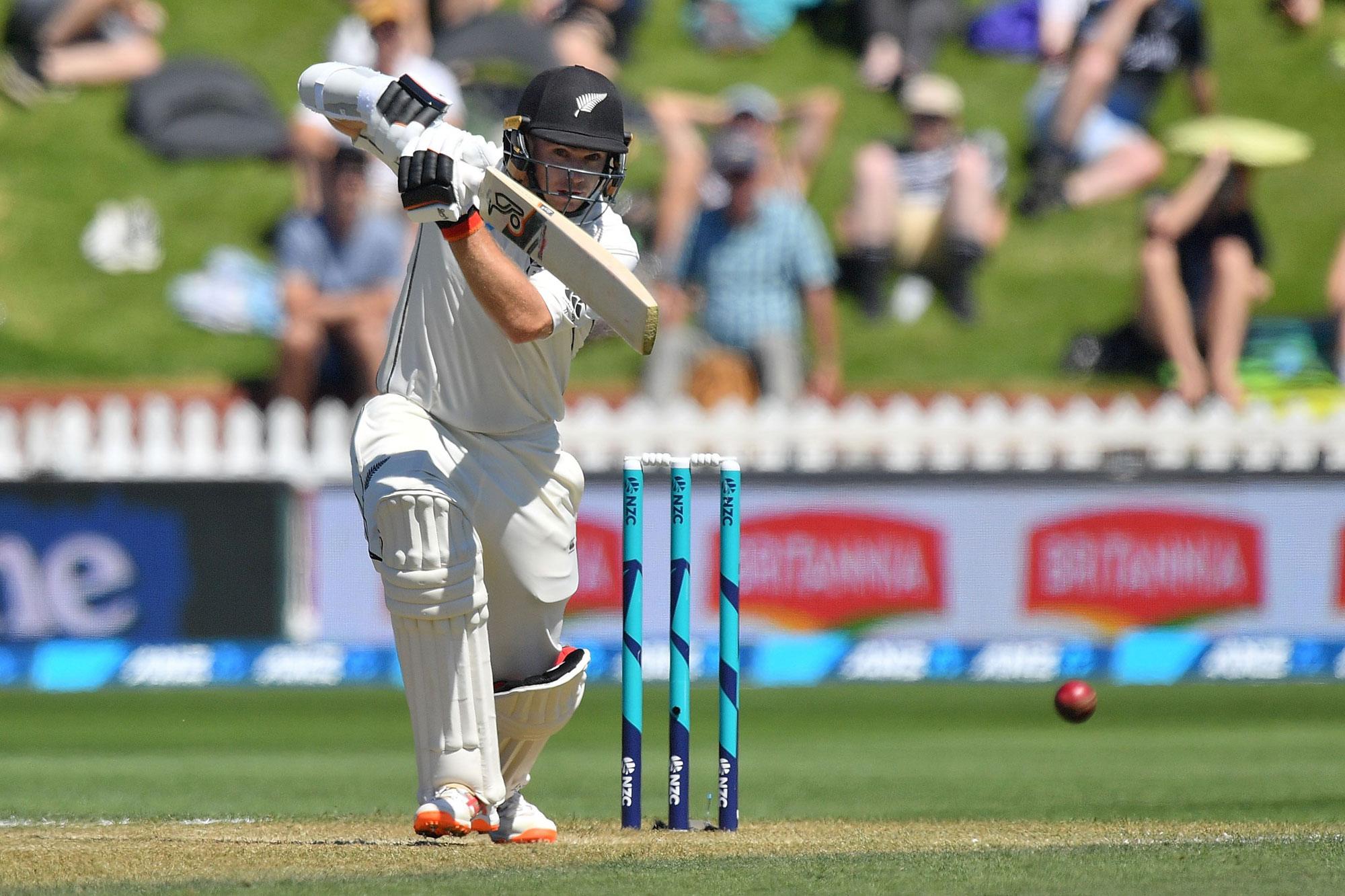 New Zealand v Sri Lanka first Test in Wellington
