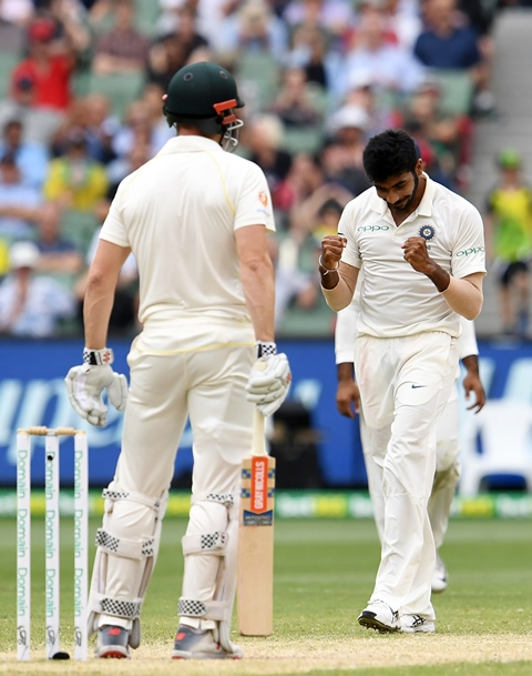 Australia vs India - Third Test in Melbourne