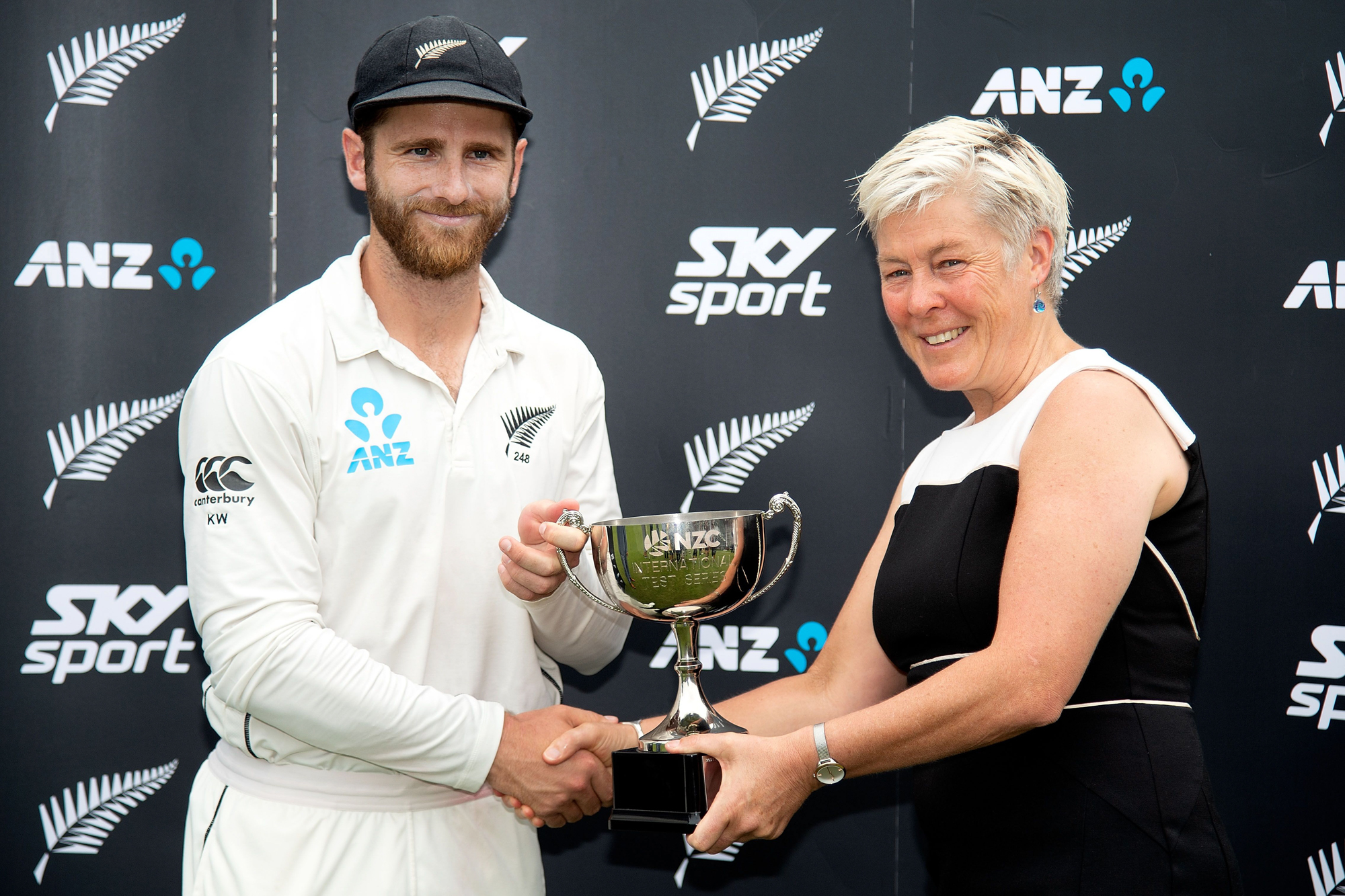 New Zealand vs Sri Lanka - Second Test in Christchurch