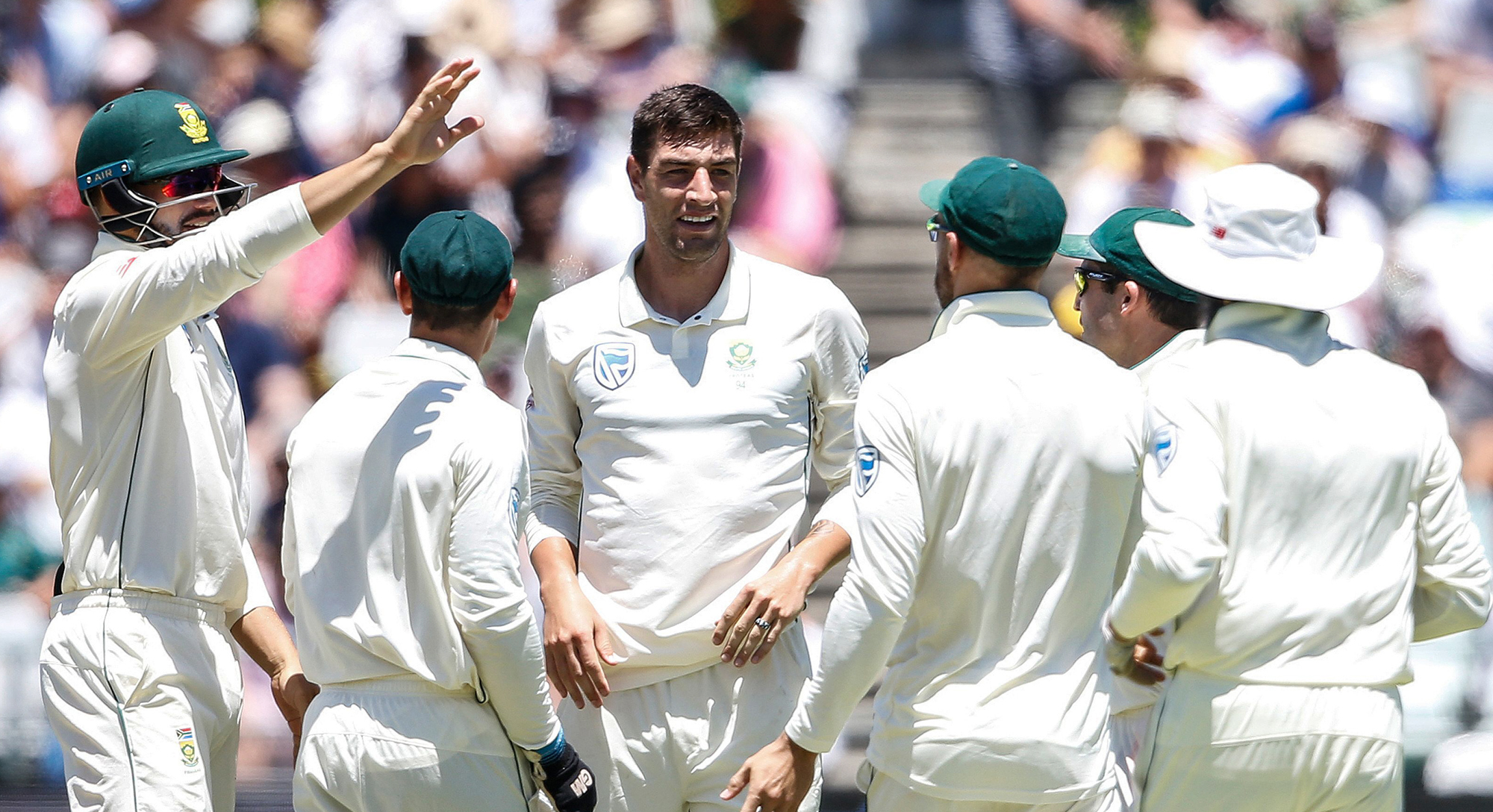 Pakistan vs South Africa - Second Test in Cape Town