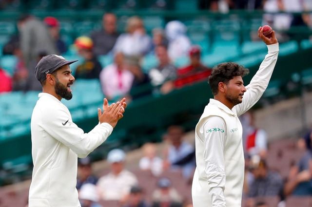 Australia vs India - Fourth Test in Sydney