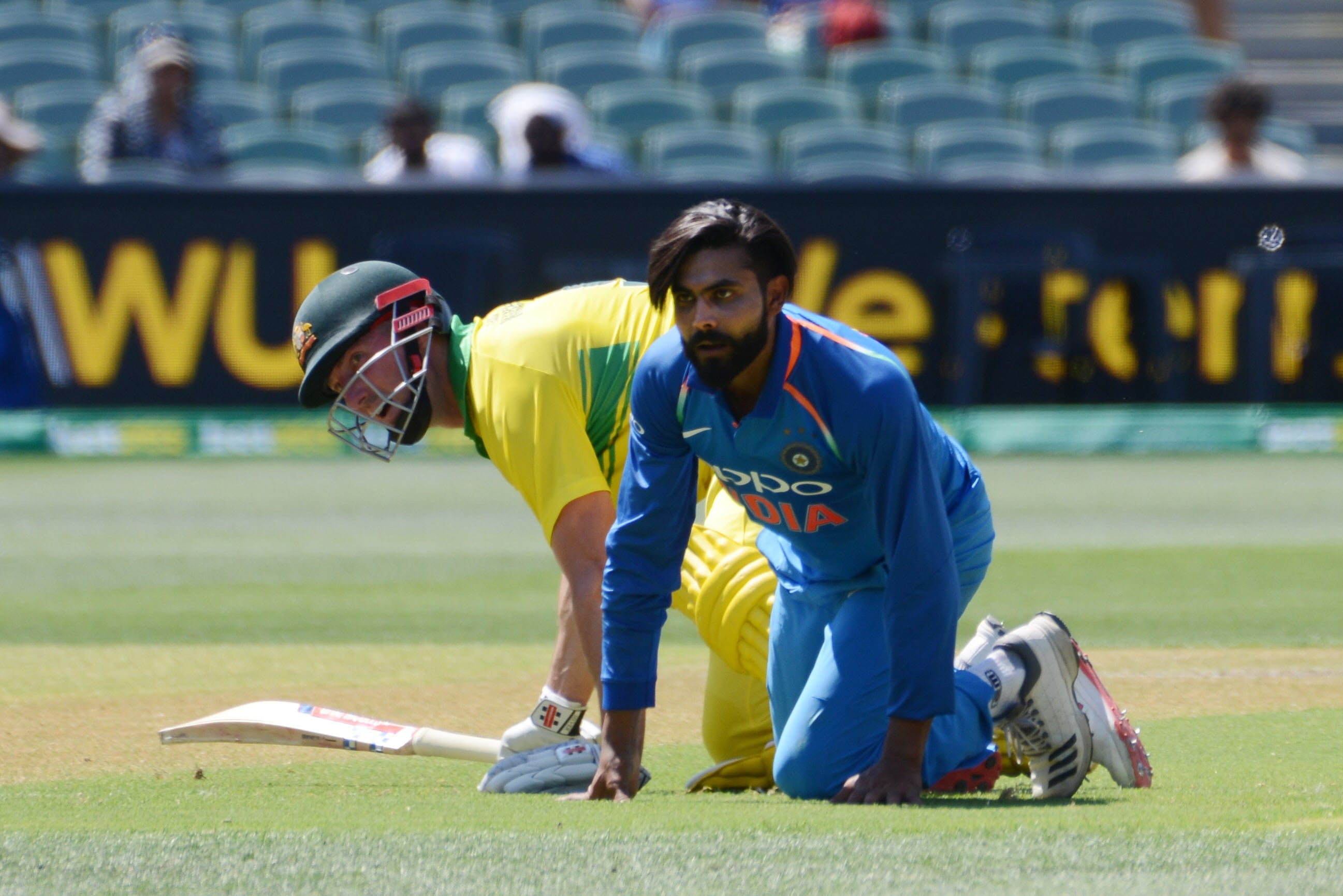 Australia vs India - Second ODI in Adelaide