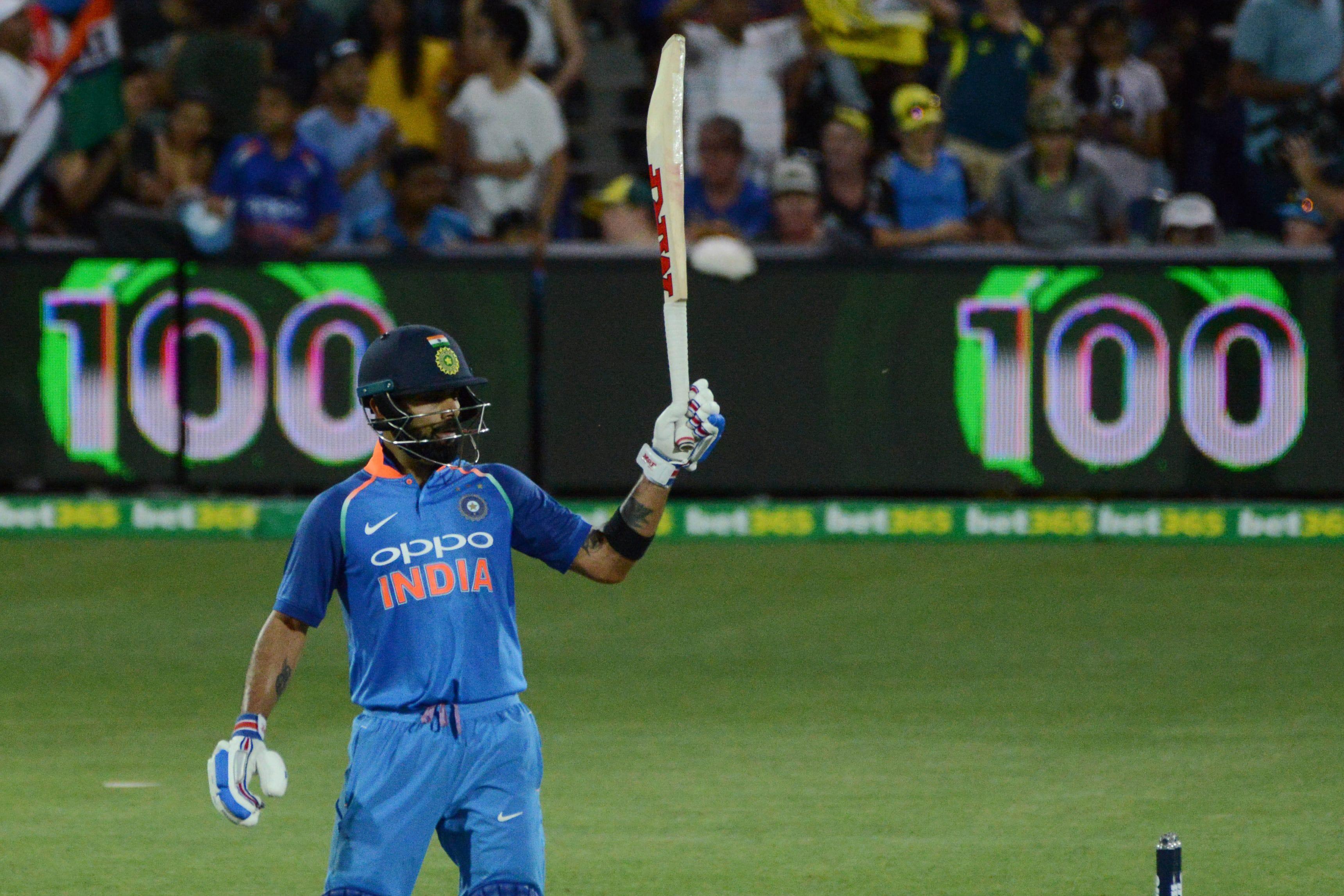 Australia vs India - Second ODI in Adelaide