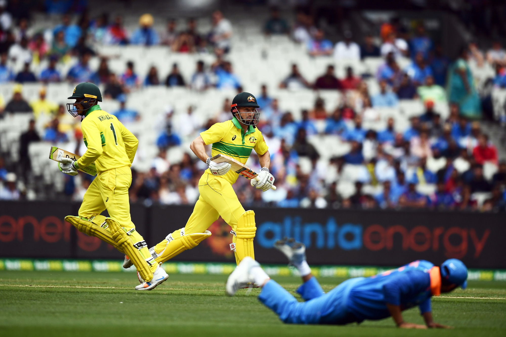 Australia vs India - Third ODI in Melbourne