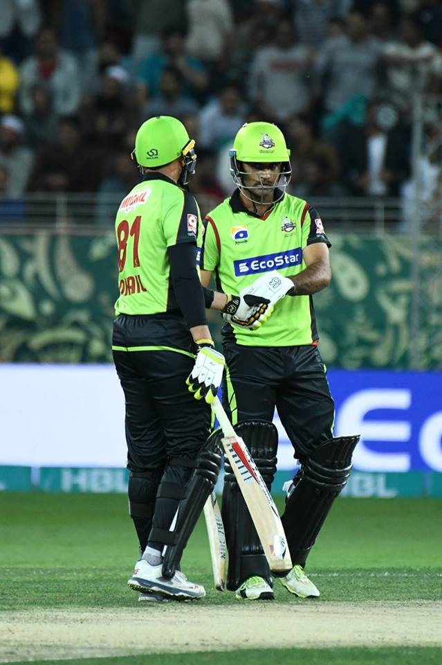 PSL4 First match: Islamabad United vs Lahore Qalandars