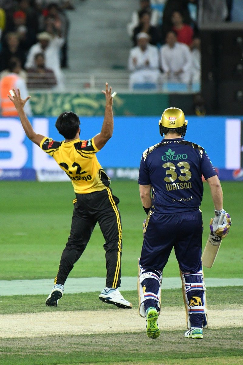 Peshawar Zalmi vs Quetta Gladiators