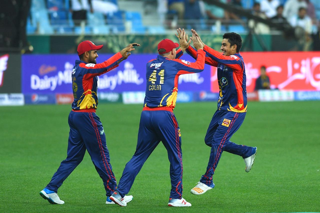 Lahore Qalanadars v Karachi Kings