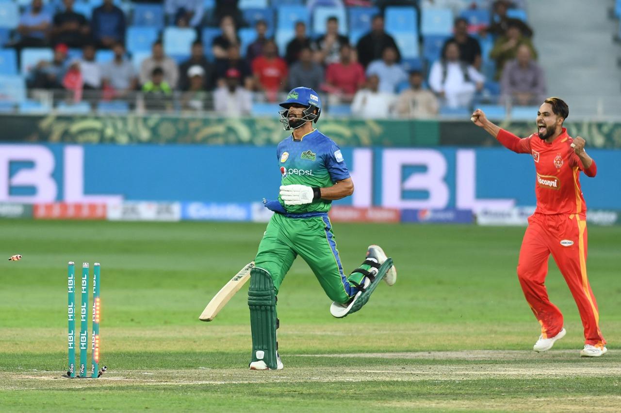 Islamabad United v Multan Sultans