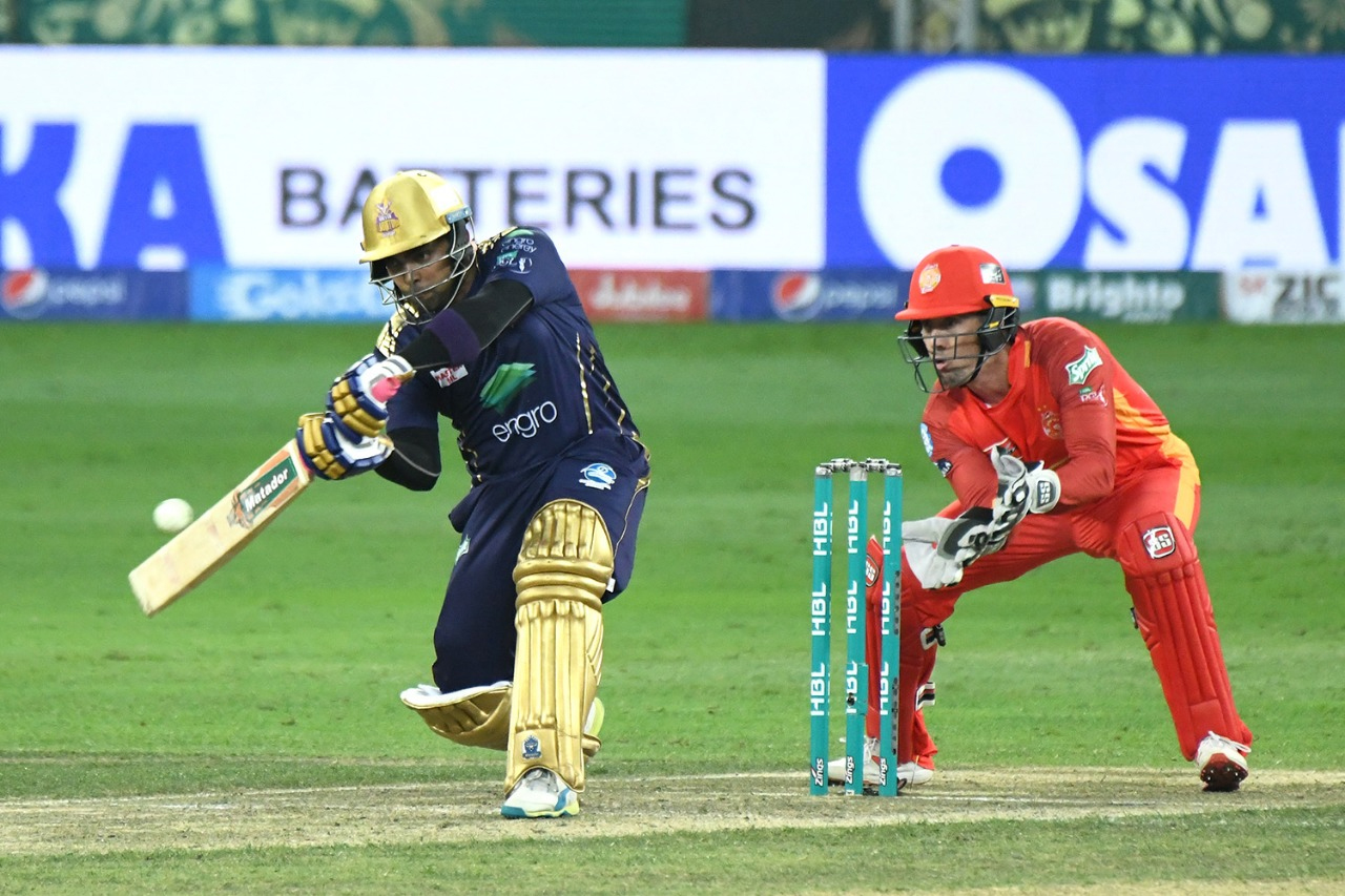 Quetta Gladiators v Islamabad United