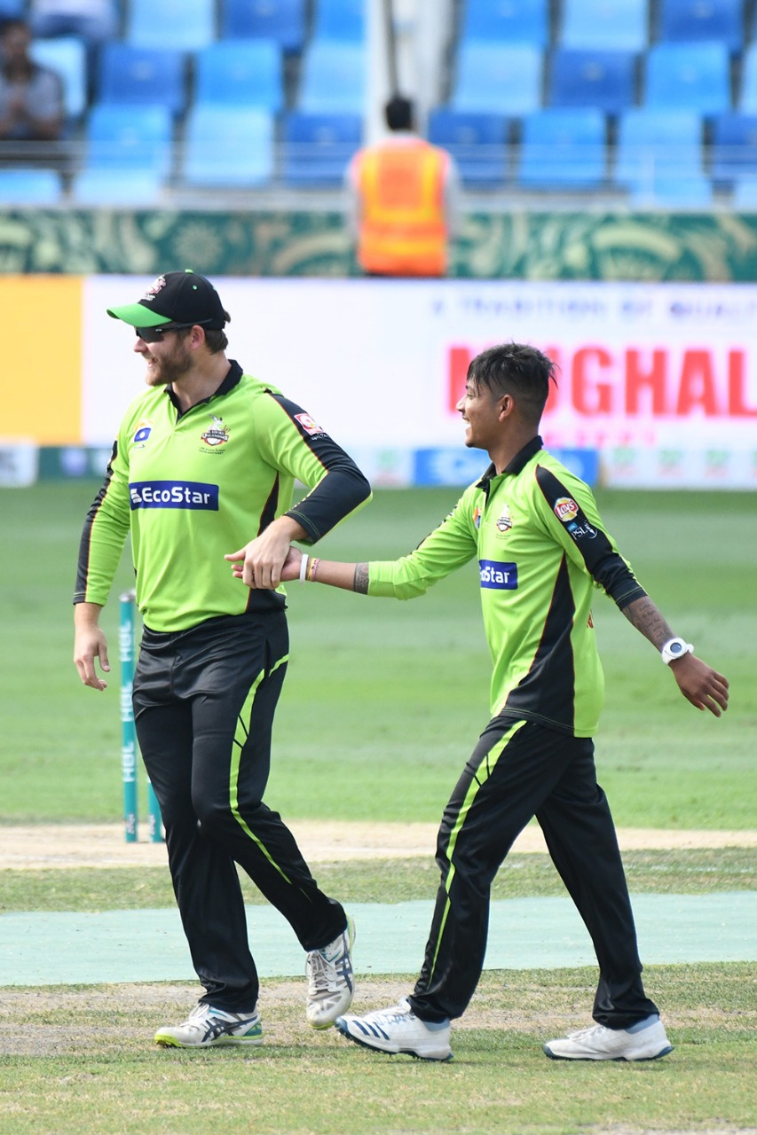 Lahore Qalandars vs Quetta Gladiators