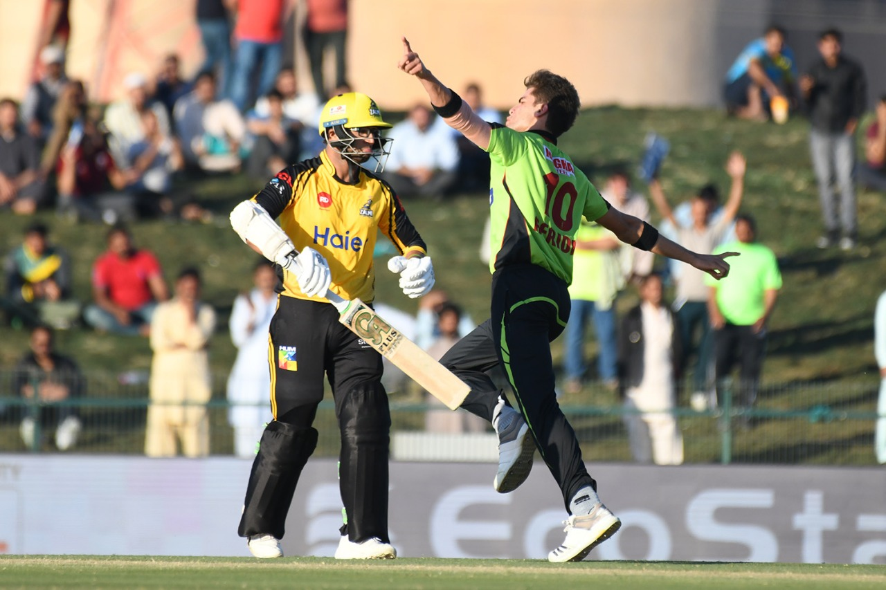 Peshawar Zalmi vs Lahore Qalandars