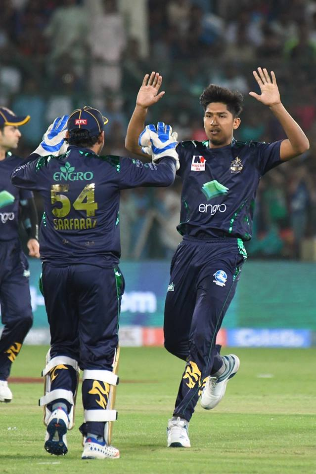 Qualifier one: Peshawar Zalmi vs Quetta Gladiators