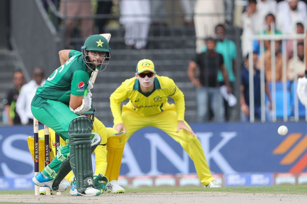First ODI: Pakistan vs Australia