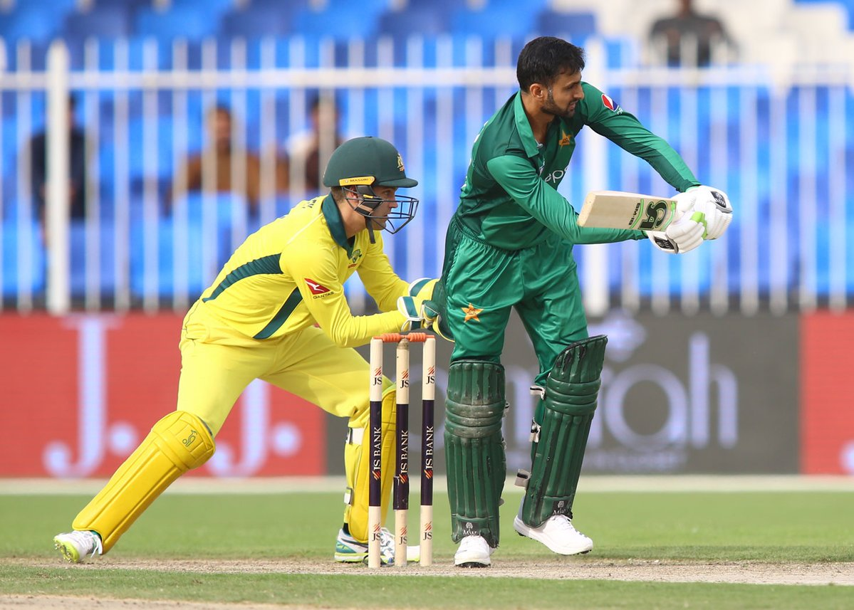 Second ODI: Pakistan vs Australia
