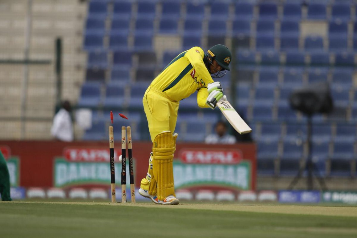Third ODI: Pakistan vs Australia