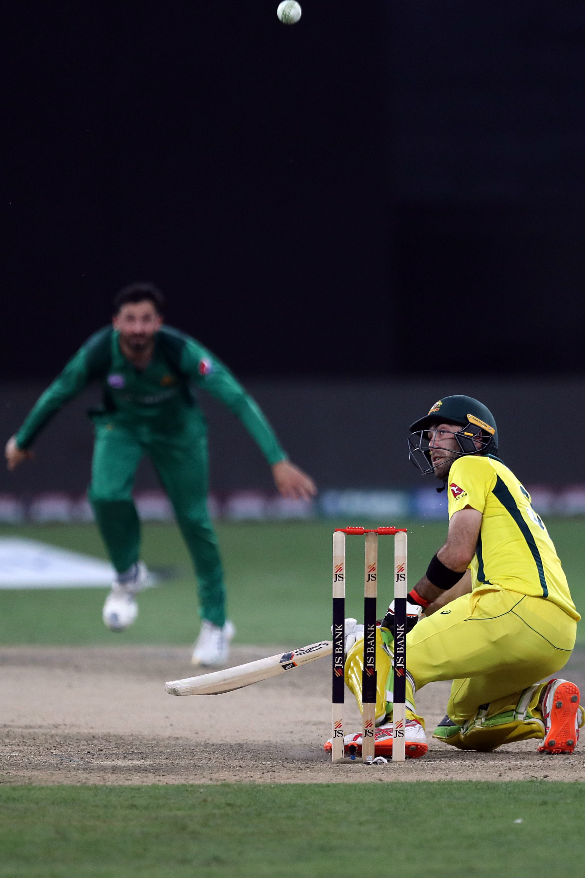 Fourth ODI: Pakistan vs Australia