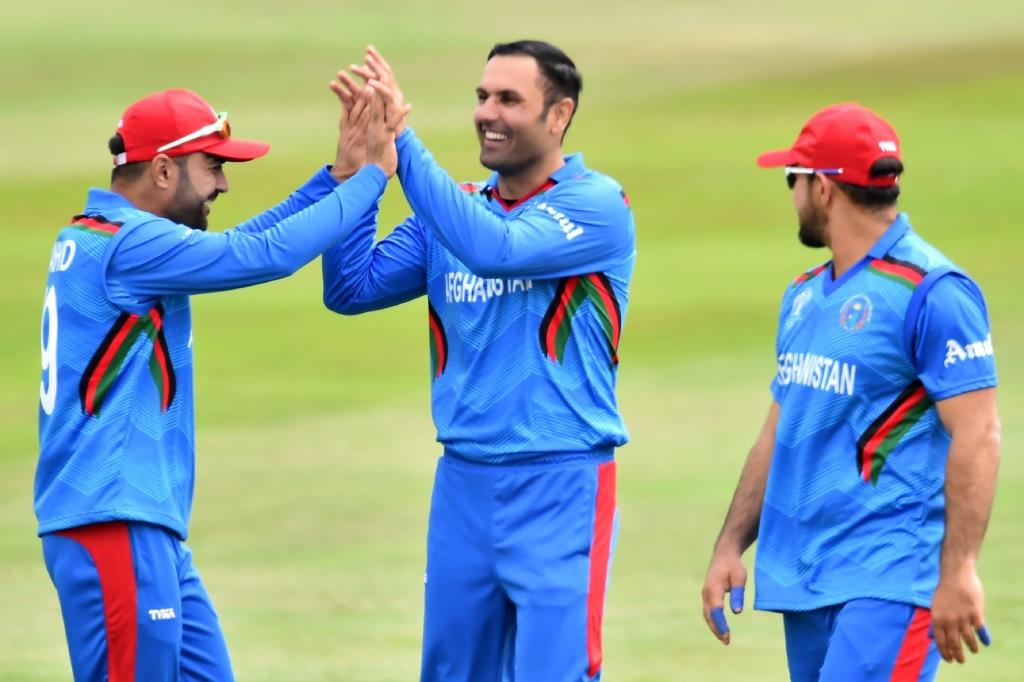 World Cup warm-up: Pakistan vs Afghanistan