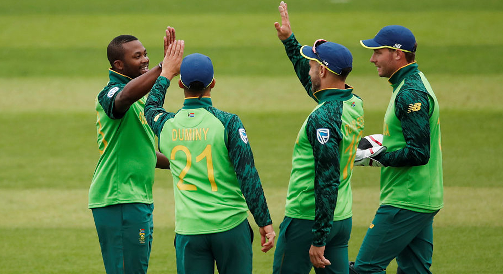 World Cup 2019: England vs South Africa