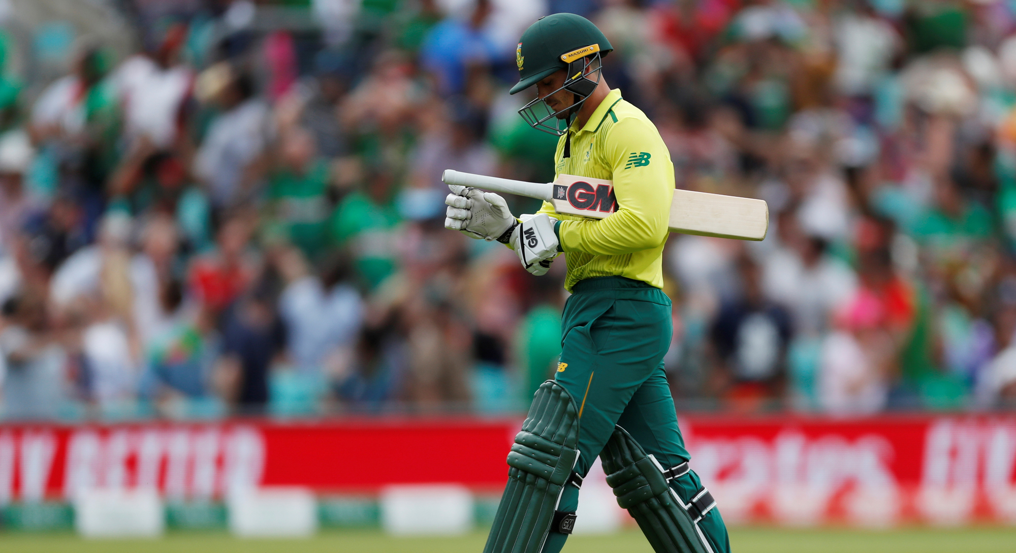 World Cup 2019: South Africa vs Bangladesh