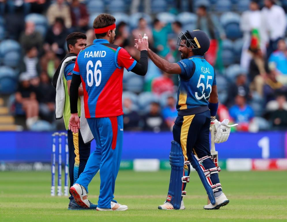 World Cup 2019: Sri Lanka vs Afghanistan