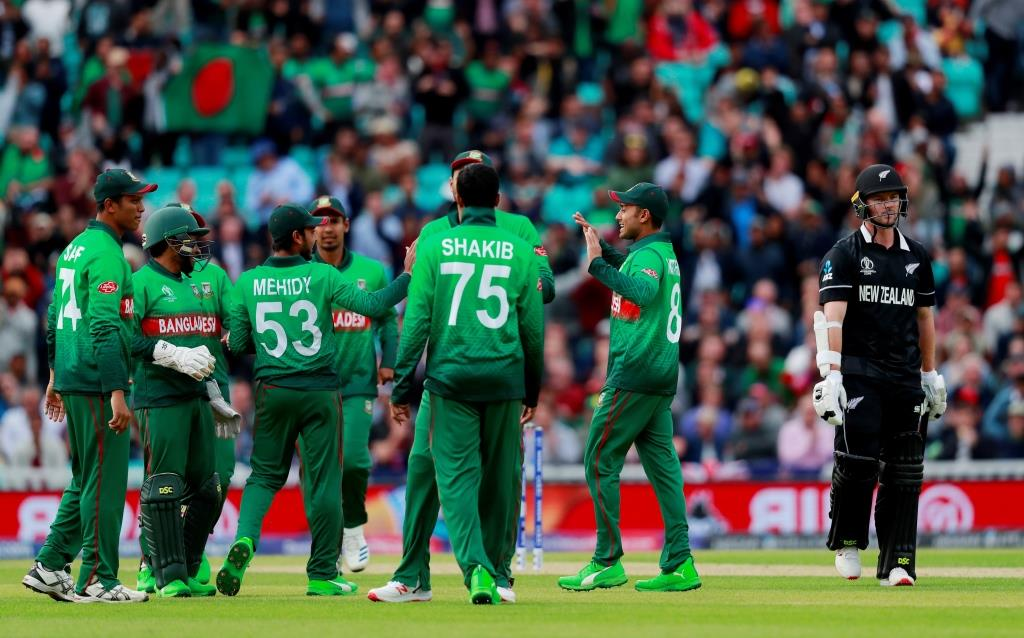 World Cup 2019: New Zealand vs Bangladesh