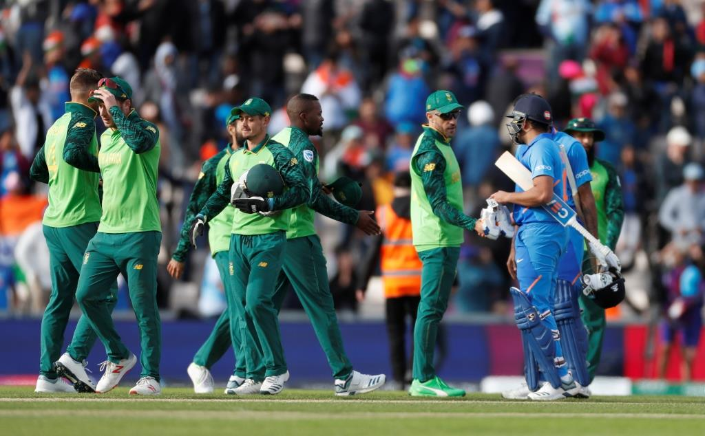World Cup 2019: South Africa vs India