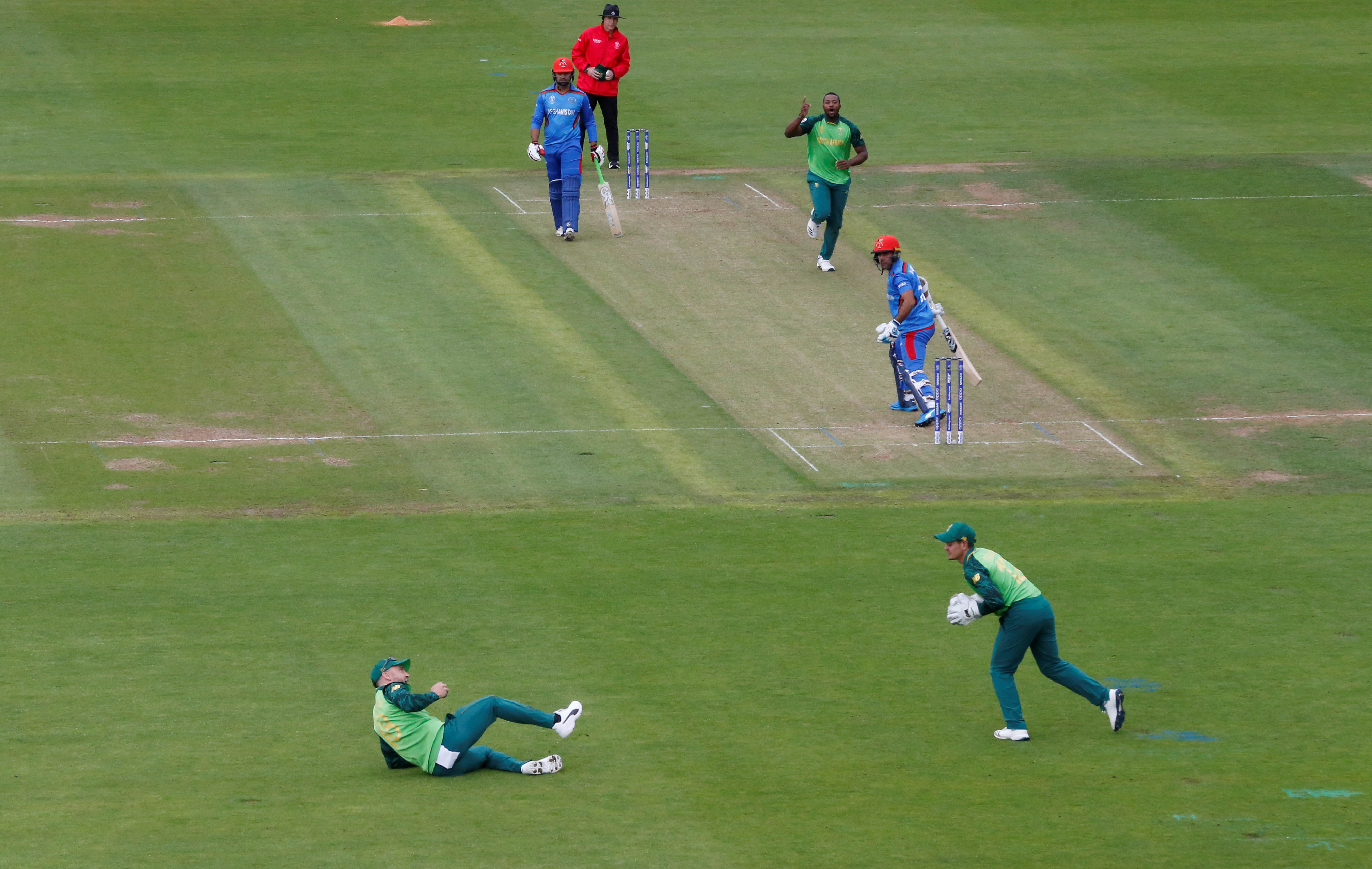 World Cup 2019: Afghanistan vs South Africa
