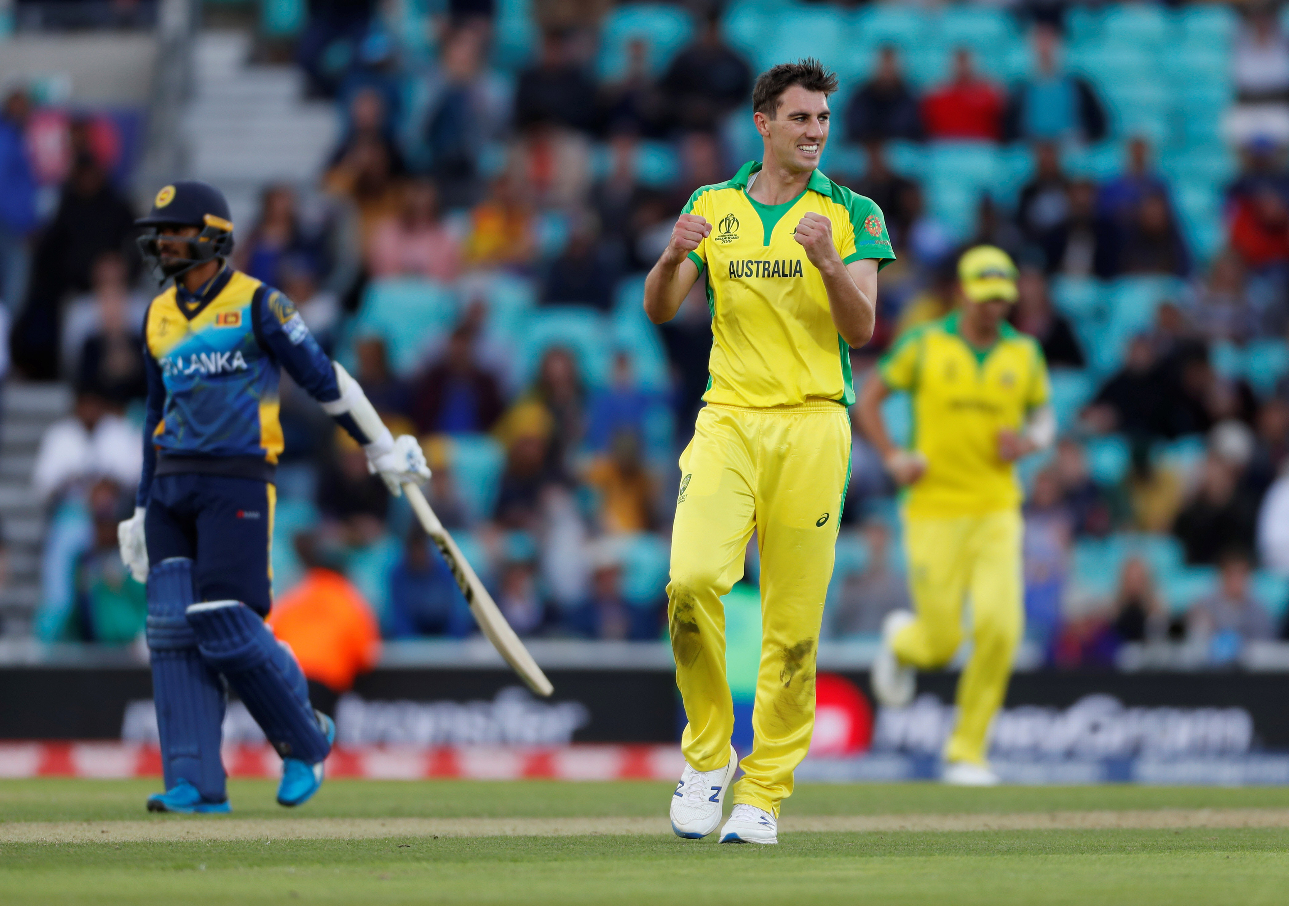 World Cup 2019: Australia vs Sri Lanka