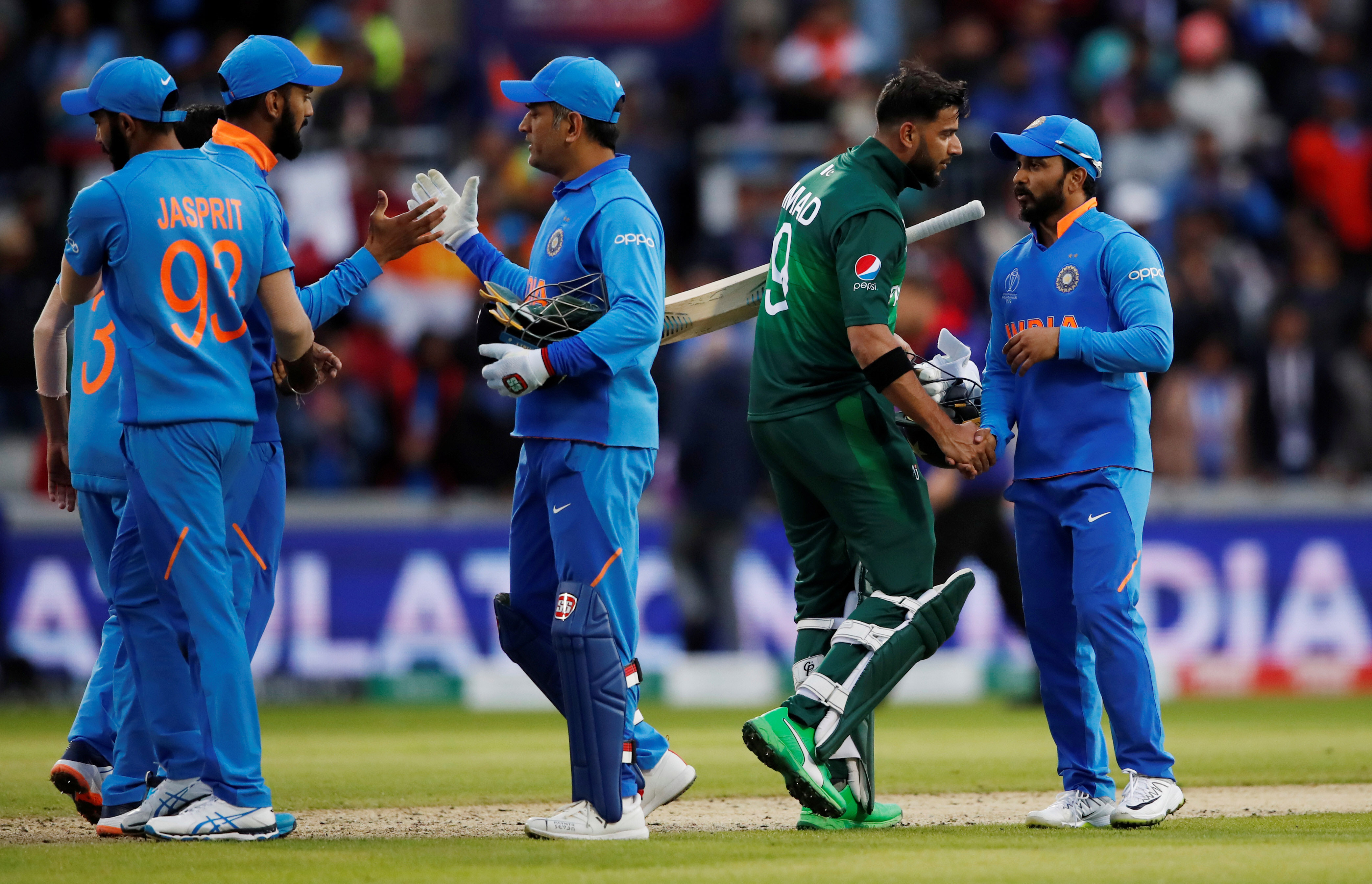 World Cup 2019: India vs Pakistan