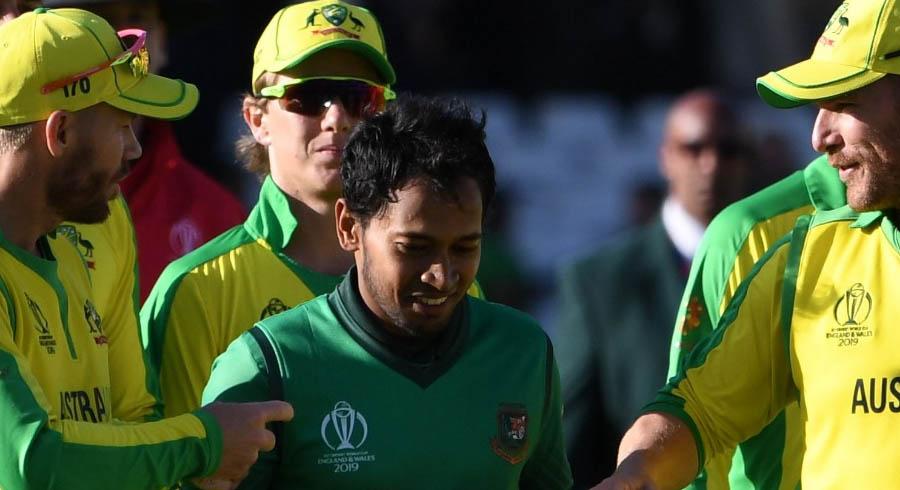 World Cup 2019: Australia vs Bangladesh
