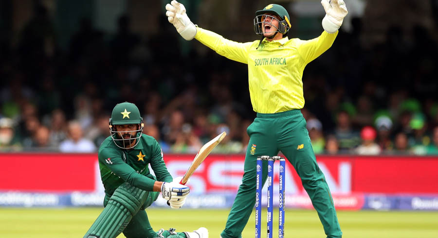World Cup 2019: Pakistan vs South Africa