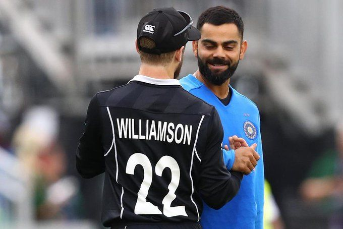 World Cup 2019: 1st semi-final between India and New Zealand