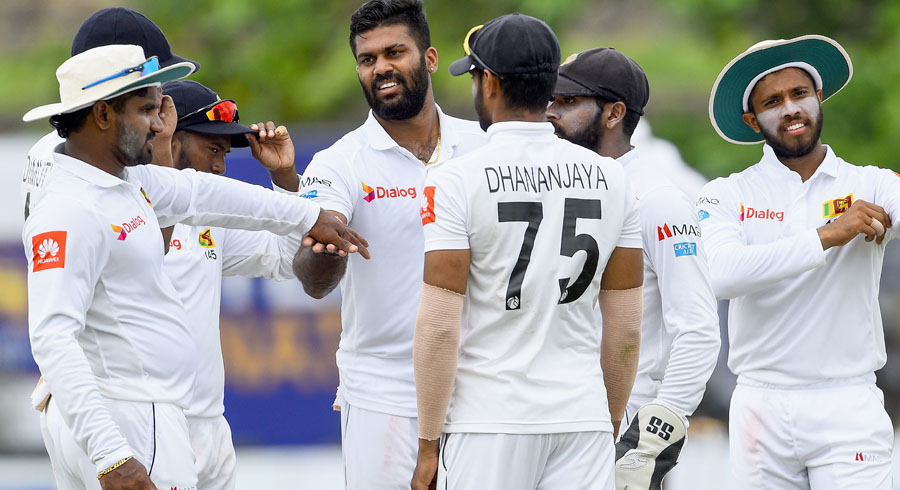 Sri Lanka vs New Zealand - First Test